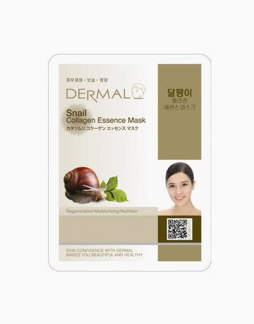 Snail Collagen Mask by Dermal Essence
