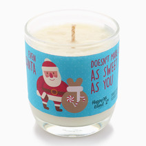 Sweet Candy Christmas (8oz) by Happy Island Candle Co