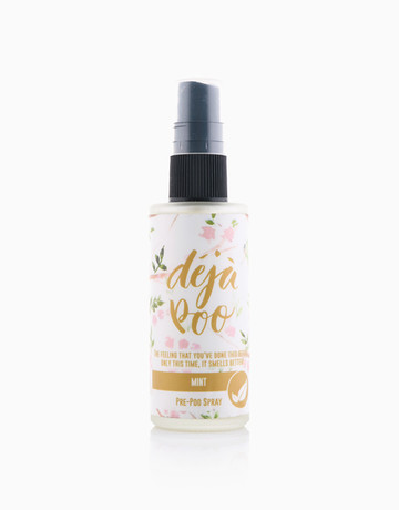 Poo Spray in Mint (60ml) by Deja Poo