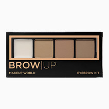 Brow Up Eyebrow Kit by Makeup World in Light (Sold Out - Select to Waitlist)