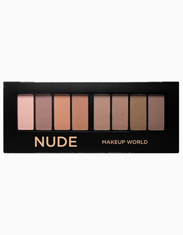 Nude Eyeshadow Palette by Makeup World