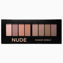 Nude Eyeshadow Palette by Makeup World in