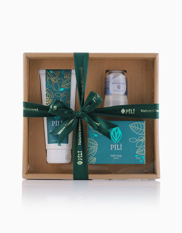 PILI Body Care Collection by Pili