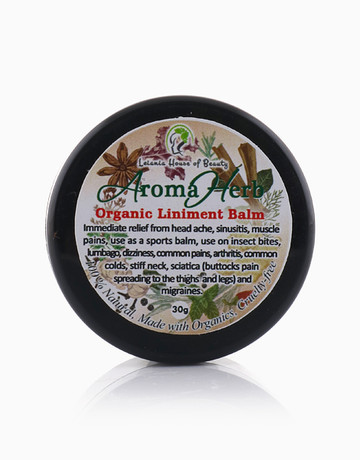 AromaHerb Liniment Balm by Leiania House of Beauty
