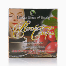 Royal CoffTea: Barista Coffee Tea for the Royalty Skin by Leiania House of Beauty