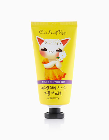 Gardenia Coco Hand Cream by Dearberry