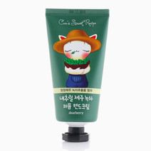 Green Tea Coco Hand Cream by Dearberry