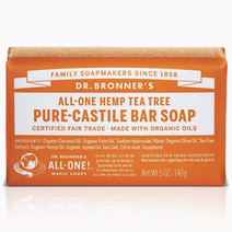 Tea Tree Bar Soap by DR. BRONNER'S
