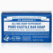 Peppermint Bar Soap by DR. BRONNER'S