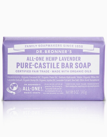 Lavender Bar Soap by DR. BRONNER'S
