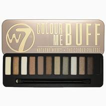 Colour Me Buff Eyeshadow Palette by W7