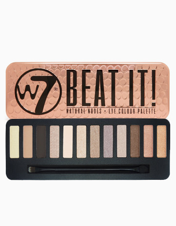 Beat It! Eyeshadow Palette by W7