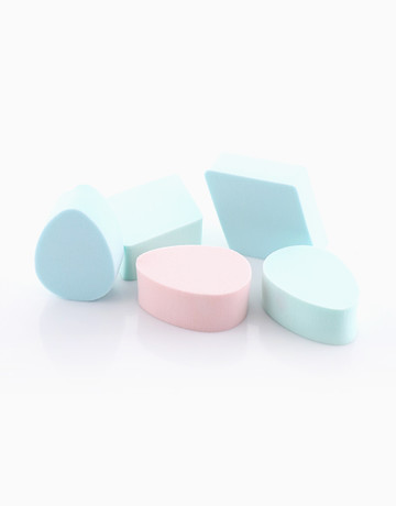 Circle and Square Sponge Set by PRO STUDIO Beauty Exclusives