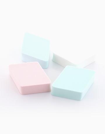4 Square Sponge Set by PRO STUDIO Beauty Exclusives