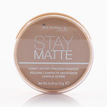 Stay Matte Pressed Powder by Rimmel