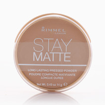 Stay Matte Pressed Powder by Rimmel