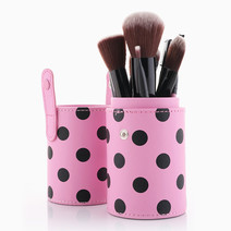 12-Piece Brush Set w/ Case by Brush Work