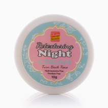 Retexturing Night Cream (discontinued) by Sooper Beaute