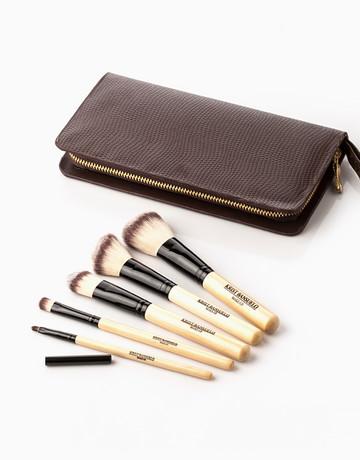 Premium 5-Piece Brush Set by Krist Bansuelo