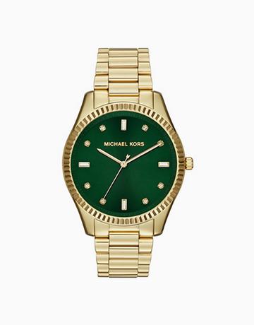 Blake Emerald Dial Watch by Michael Kors