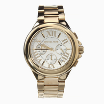 Camille Gold-Tone Watch by Michael Kors