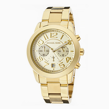 Mercer Gold-Tone Watch by Michael Kors Watches