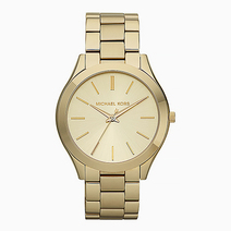 Runway Champagne Watch by Michael Kors