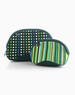 Emerald Pouches (Set of 2) by Built NY