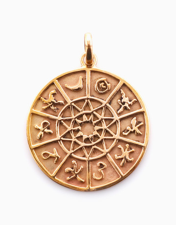 The Sherpa's Nirvana Pendant by Mantra Lifestyle Co