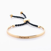 Patience Band (Gold) by Mantra Lifestyle Co