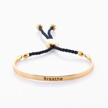 Breathe Band (Gold) by Mantra Lifestyle Co