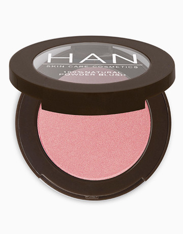 Pressed Blush by HAN Skin Care Cosmetics