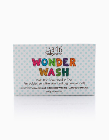 Wonder Wash Soap Bar by Lab46 Babycare