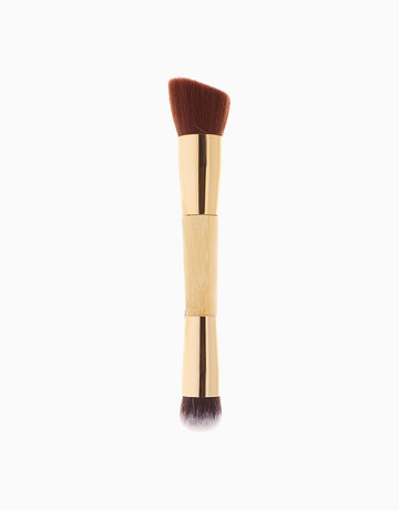 Foundation and Contour Brush by Brush Work