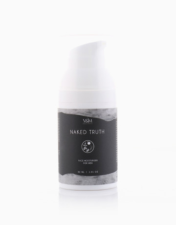 Naked Truth Face Moisturizer by V&M Naturals