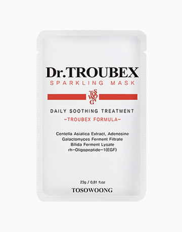 Dr. Troubex Soothing Mask Pack by Tosowoong