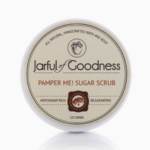 Pamper Me! Sugar Scrub by Jarful of Goodness
