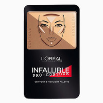 Pro-Contour + Highlight Palette by L'Oreal Paris