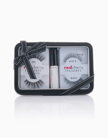 Red Cherry Holiday Gift Set by Red Cherry Lashes