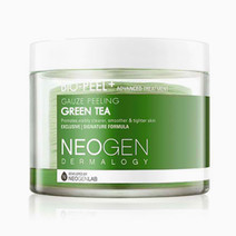 Gauze Peeling Green Tea by Neogen