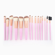 Holiday 15-Piece Brush Set by Suesh
