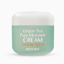 Green Tea Pure Moisture Cream by Dewytree