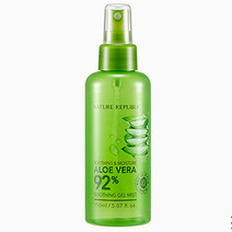 Aloe Vera 92% Soothing Gel Mist by Nature Republic