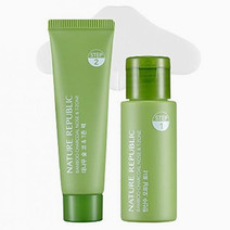 Bamboo Charcoal T-Zone Kit by Nature Republic