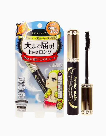 Airy Curl and Long Mascara Super Film by Heroine Make