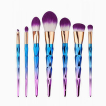7-Piece Unicorn Brush Set by Brush Work