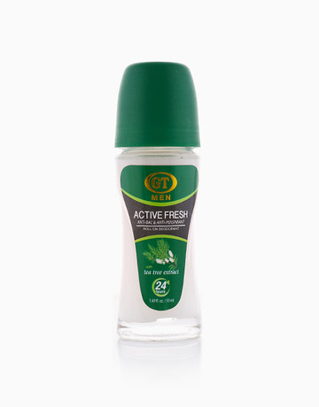 GT Active Fresh Deodorant by GT Cosmetics