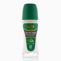 GT Active Fresh Deodorant by GT Cosmetics in