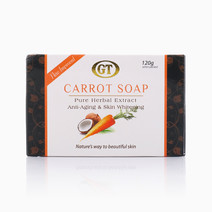 GT Carrot Soap by GT Cosmetics