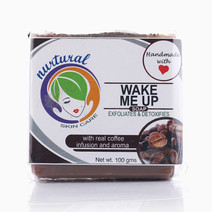 Wake Me Up Soap Bar by Nurtural Skincare
